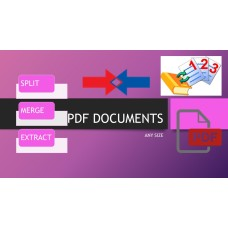 PDF Split-Merge SDK