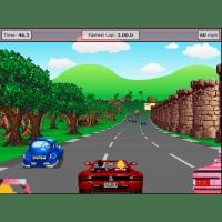 3D Racer Online HTML5 Javascript Game