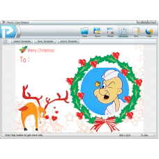Photo Card Maker Software