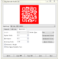 Easy Barcode Generator