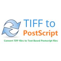 TIFF to Postscript Converter Command Line