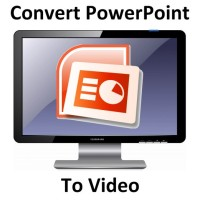 PowerPoint to Video Converter Command Line