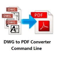 DWG to PDF Converter Command Line