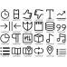 TTFFont Icons