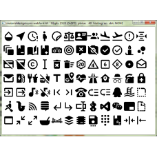 Webfont - Design Icons