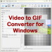 Video to GIF Converter for Windows
