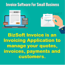 BizSoft Invoice for small businesses