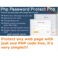 PHP Script - Web Page Password Protect