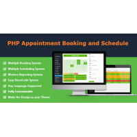 PHP Appointment Scheduler