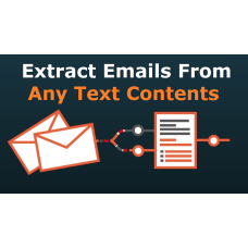PHP Email Extractor