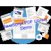JavaScript PDF Creator Library