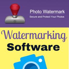 Photo Watermark Command Line