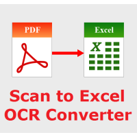 Scan to Excel OCR Converter