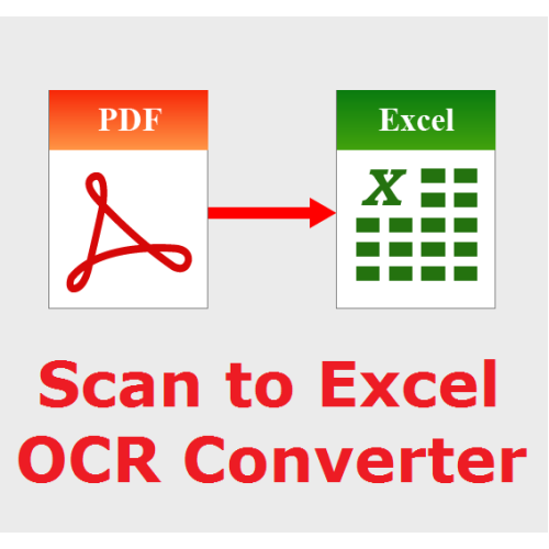 VeryUtils Scan to Excel OCR Converter full screenshot