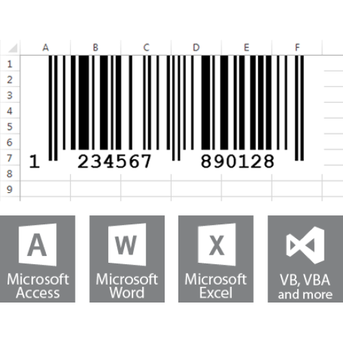Barcode Creator Generator SDK software  You can embed it in any