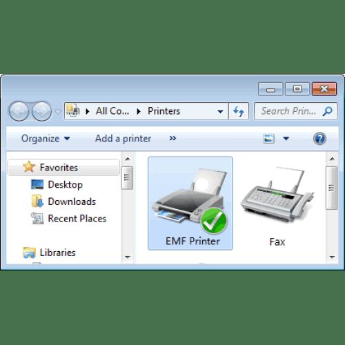 Virtual printer pdf windows 7