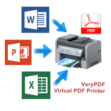 PDF Virtual Printer Based on Postscript Printer Driver