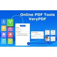 VeryPDF Online PDF Tools