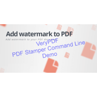PDF to Printer Command Line is a Command Line application for batch