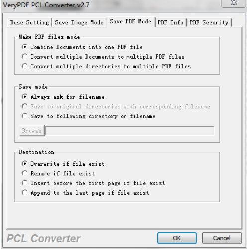 PCL to PDF Converter is a best software to convert from PCL