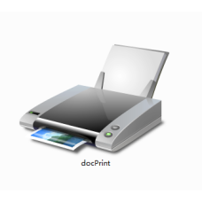 docuPrinter GUI, Command Line and SDK
