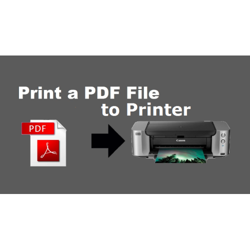 VeryUtils PDF to Printer Command Line