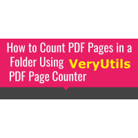 PDF Page Counter for All Sub-folders by PHP Script