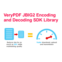 JBIG2 Encoding and Decoding SDK Library