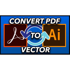 PDF to Vector Converter Command Line