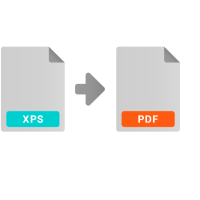 XPS to PDF Converter Command Line