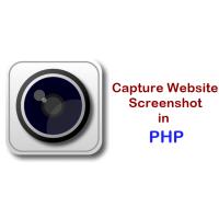 Website Screenshot API for PHP