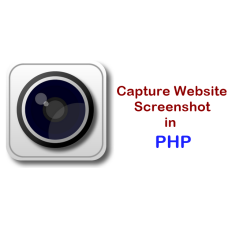 Website Screenshot API for PHP