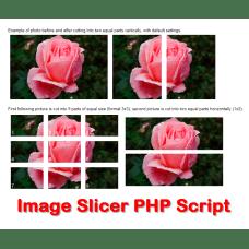 Image Slicer PHP Script