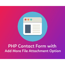 PHP Ajax Mailer With Multiple Attachments