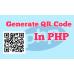PHP QR Code Generator