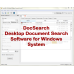 DocSearch Software