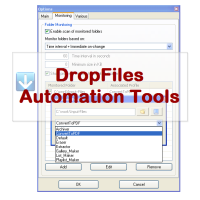 DropFiles Automation Tools